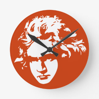 Beethoven Composer Classical Music Wall Clock