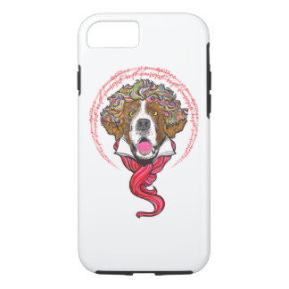 Beethoven Dog iPhone 7 Case