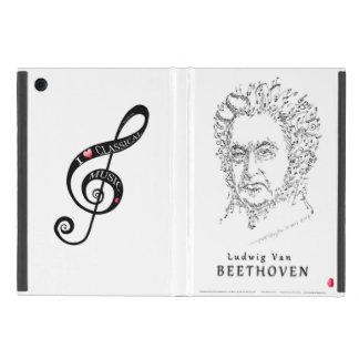 Beethoven Face the Music iPad Mini Cover