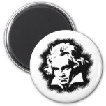 Beethoven Fridge Magnets