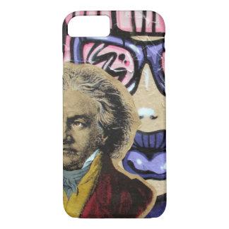 beethoven graffiti iPhone 7 case