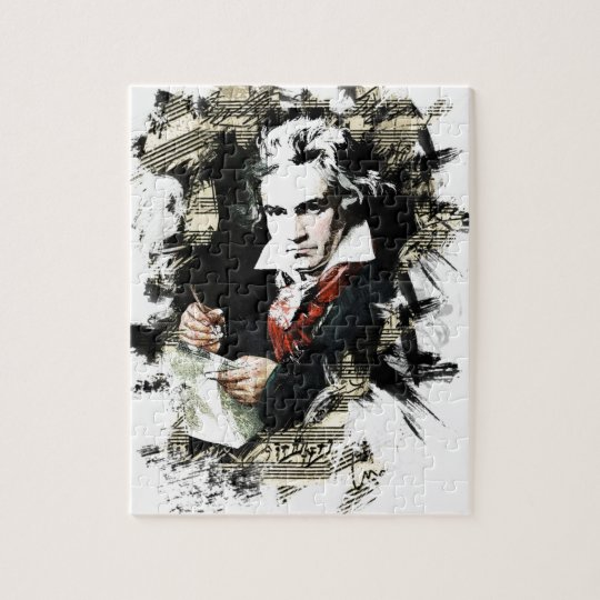 Beethoven Jigsaw Puzzle