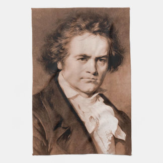 Beethoven Kitchen Towel