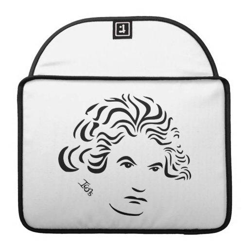 Beethoven MacBook Pro Case Sleeves For MacBooks