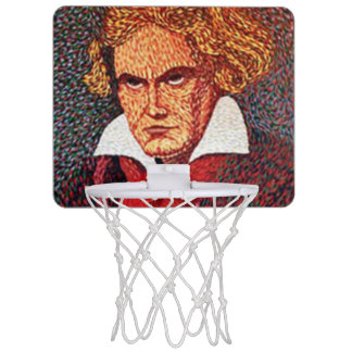 Beethoven Mini Basketball Hoop