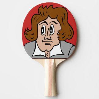 beethoven ping pong paddle
