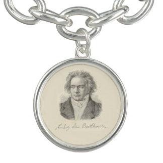 Beethoven Portrait Bracelet