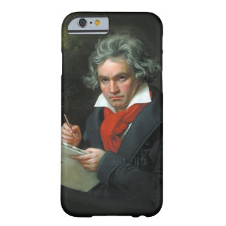 Beethoven Portrait Vintage Barely There iPhone 6 Case