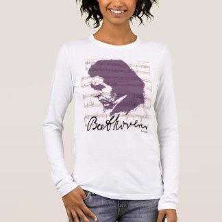 BEETHOVEN PURPLE LONG SLEEVE T-Shirt