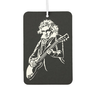 Beethoven Rock! Car Air Freshener