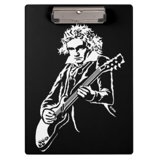 Beethoven Rock! Clipboard