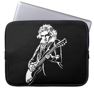 Beethoven Rock! Laptop Sleeve