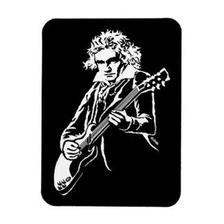 Beethoven Rock! Magnet