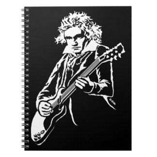 Beethoven Rock! Notebook