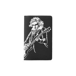 Beethoven Rock! Pocket Moleskine Notebook