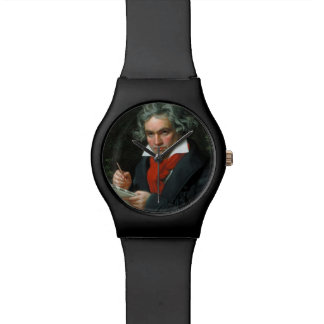 Beethoven rubber watch! watch