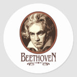 Beethoven Stickers