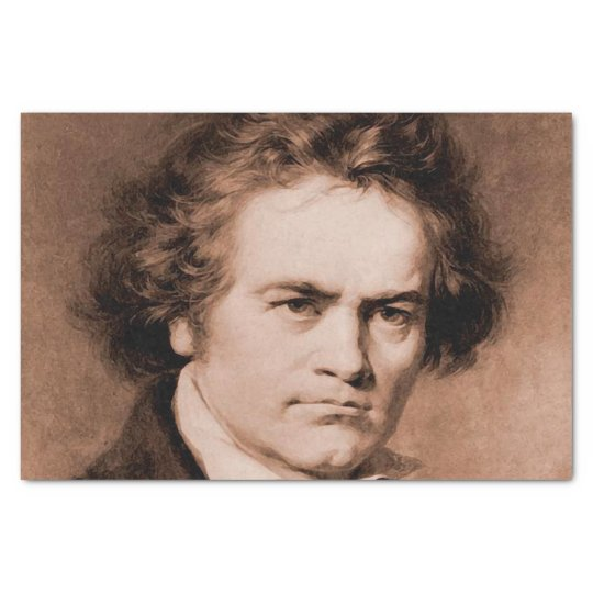 Beethoven Tissue Paper