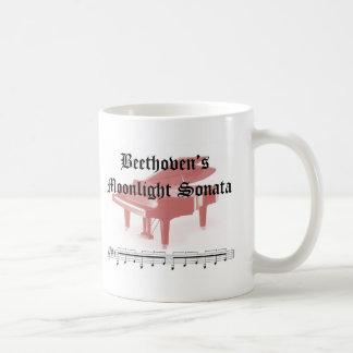 beethovens moonlight sonata  gifts coffee mugs