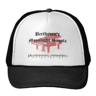 beethovens moonlight sonata gifts hats