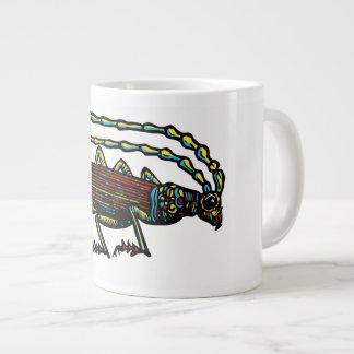 Beetle Coffee Large Coffee Mug