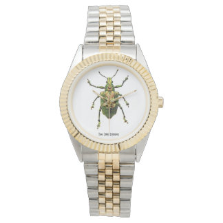 Beetle Insect Watch Jewelry
