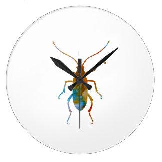 Beetle Large Clock