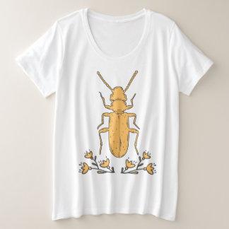 Beetle Plus Size T-Shirt