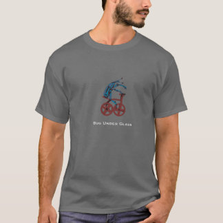 Beetle Riding A Tricycle T-Shirt