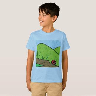 Beetle Seaside Walks T-Shirt