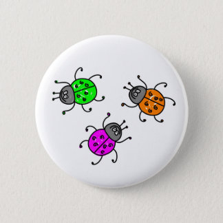 beetles 2 inch round button