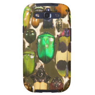 Beetles, Bugs and Insects Galaxy S3 Covers