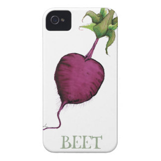 beetroot, tony fernandes iPhone 4 Case-Mate case