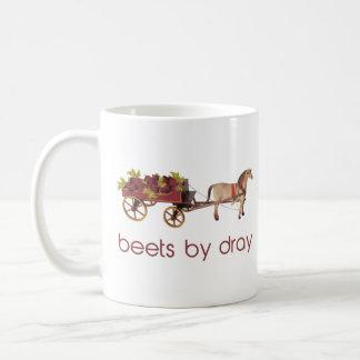 Beets by Horse Drawn Dray Coffee Mug