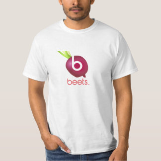 Beets. The Vegetable. Not by Dr. Dre. T-Shirt
