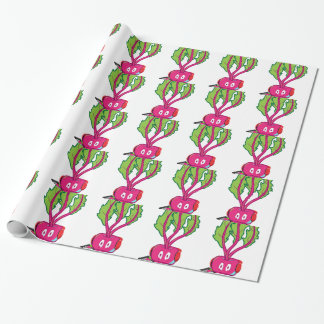 beets wrapping paper