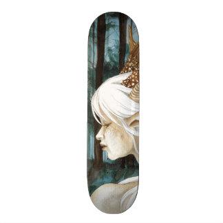 Before Dawn Custom Skate Board