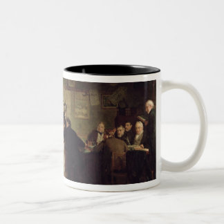 Before the Magistrates Two-Tone Coffee Mug