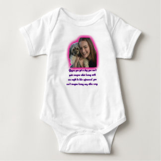 Before you get a dog baby bodysuit