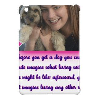 Before you get a dog iPad mini case
