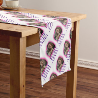 Before you get a dog short table runner