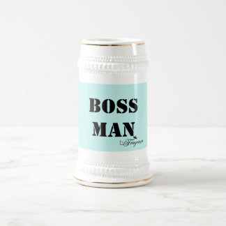beFragrant Stein Boss Man