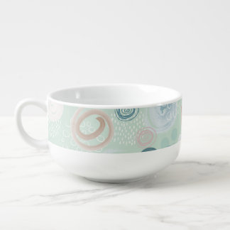 Befuddled Spot Soup Mug