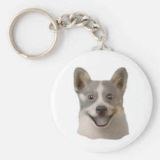 Begging Dog (Lone Image) Mult Products Keychain