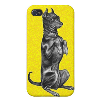Begging Dog Speck Case iPhone 4 Covers