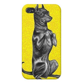 Begging Dog Speck Case iPhone 4 Cases
