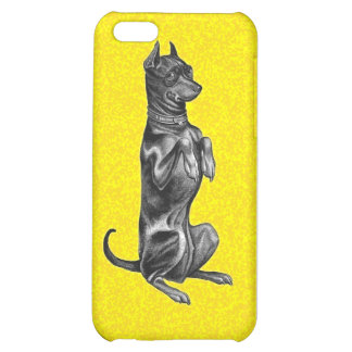 Begging Dog Speck Case iPhone 5C Covers