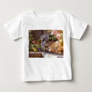 Begging Squirrel Baby T-Shirt