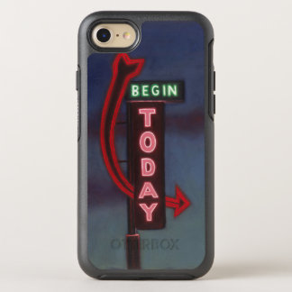 Begin Today 2009 OtterBox Symmetry iPhone 8/7 Case