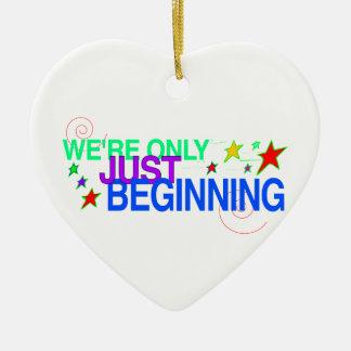BEGINNING HEART ORNAMENT